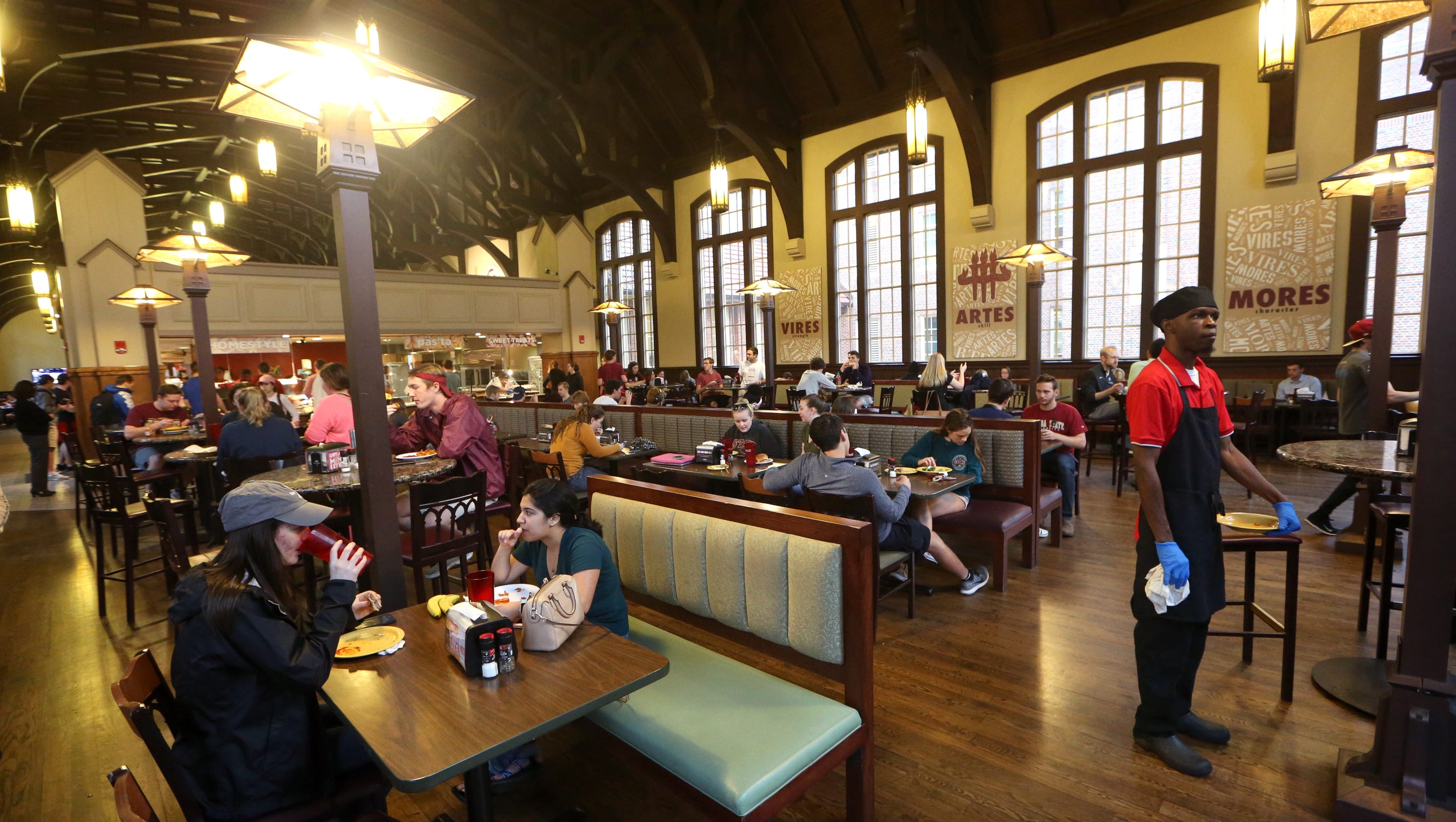 Suwannee Room Upgrade At Fsu Is Sodexo S Latest Dining