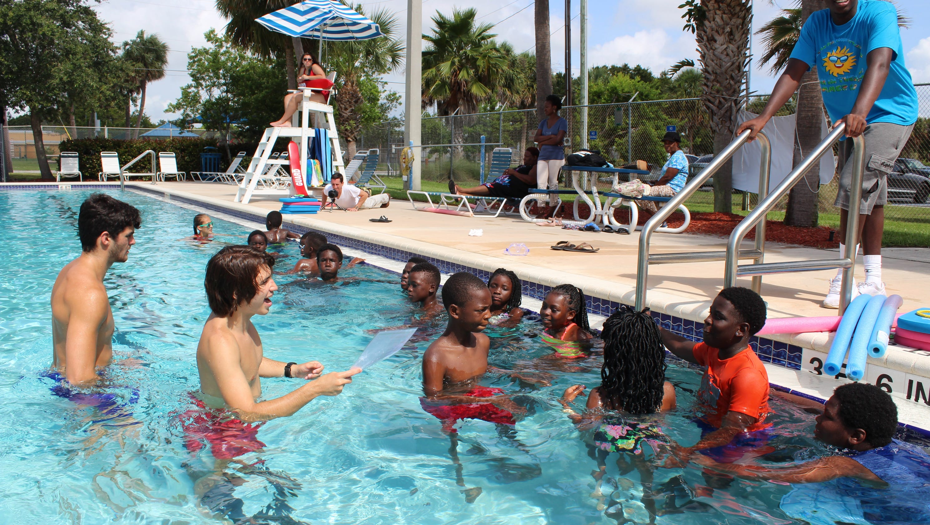 Lincoln Park Pool To Host Summer Kickoff Party June 1
