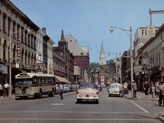 Church Street 1960s