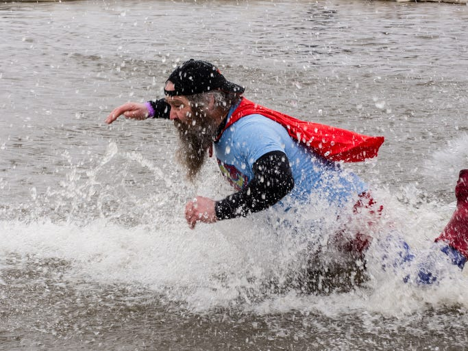 The 2014 Coulee Region Polar Plunge took place on Saturday, March 1, 2014. 804 registered participants raised over $130,000 to benefit Special Olympics Wisconsin athletes.