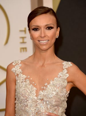 TV personality Giuliana Rancic attends the Oscars held at Hollywood & Highland Center on March 2, 2014 in Hollywood, Calif.