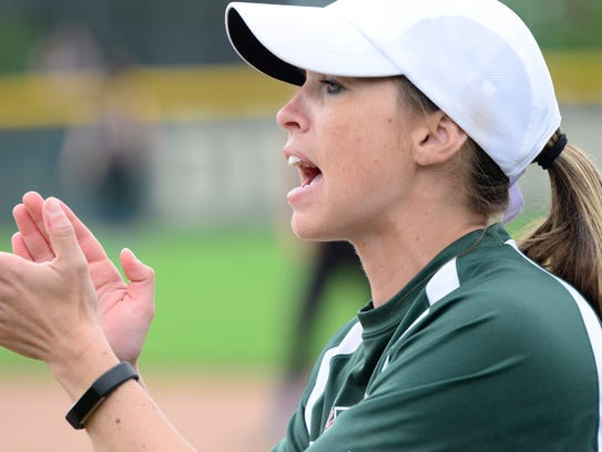 Kelly (Traver) Decker spent five years with Oak Harbor's