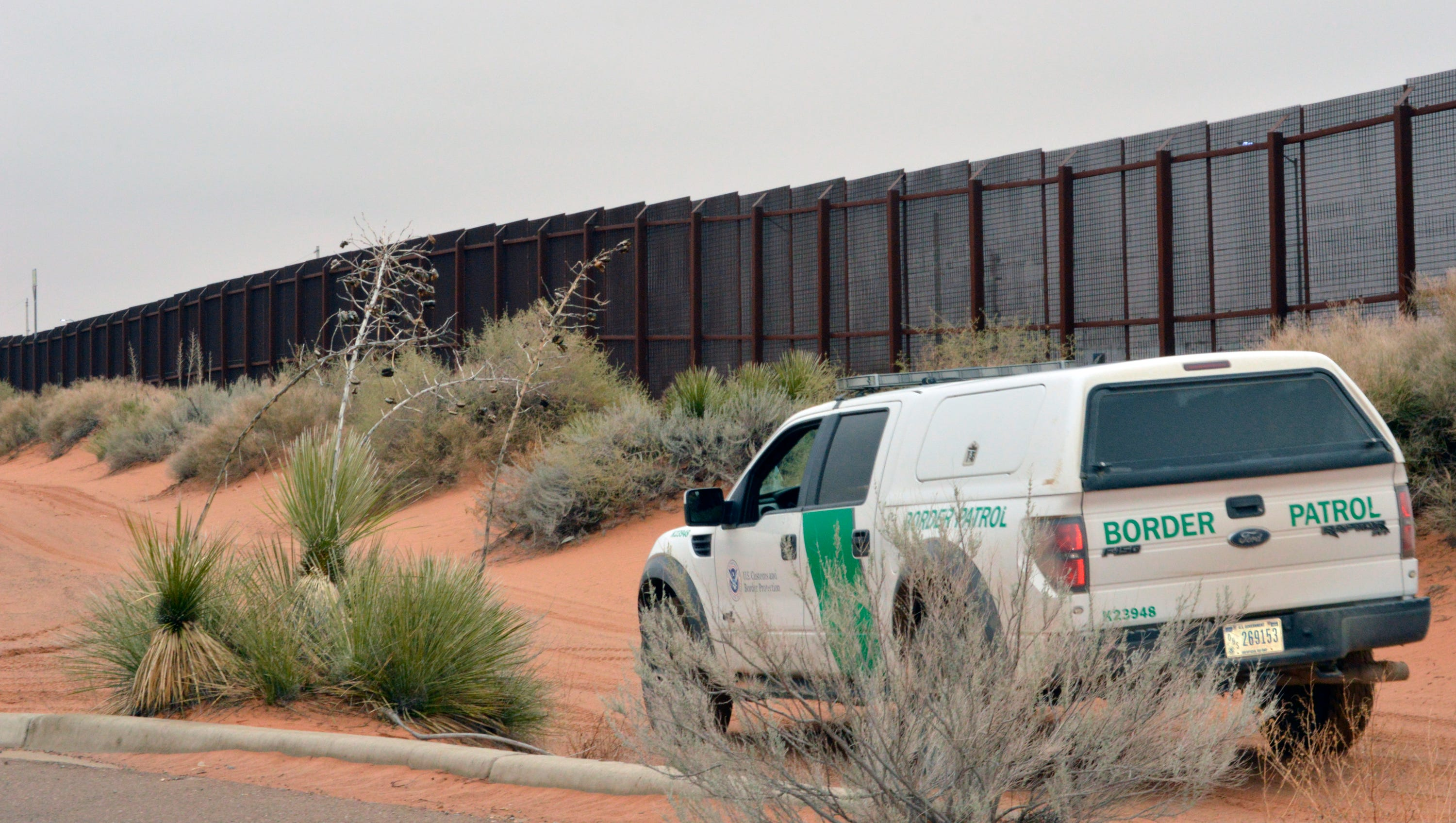 Ecuadorian migrant dies after being found by Border Patrol in Southern New Mexico desert