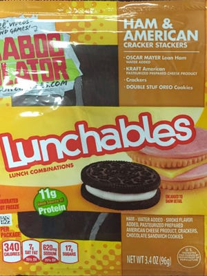 """Kraft Heinz recalled 959 pound of Lunchables due to misbranding and undeclared allergens on the labels, the United States Department of Agriculture said Sunday.    The """"Lunchables Ham and American Cracker Stackers"""" contain wheat and soy, which are not declared on the label, according to a statement from the USDA."""