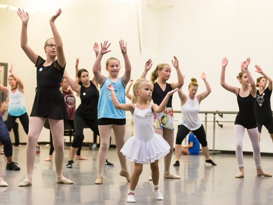 Free dance classes through Nashville Ballet are available