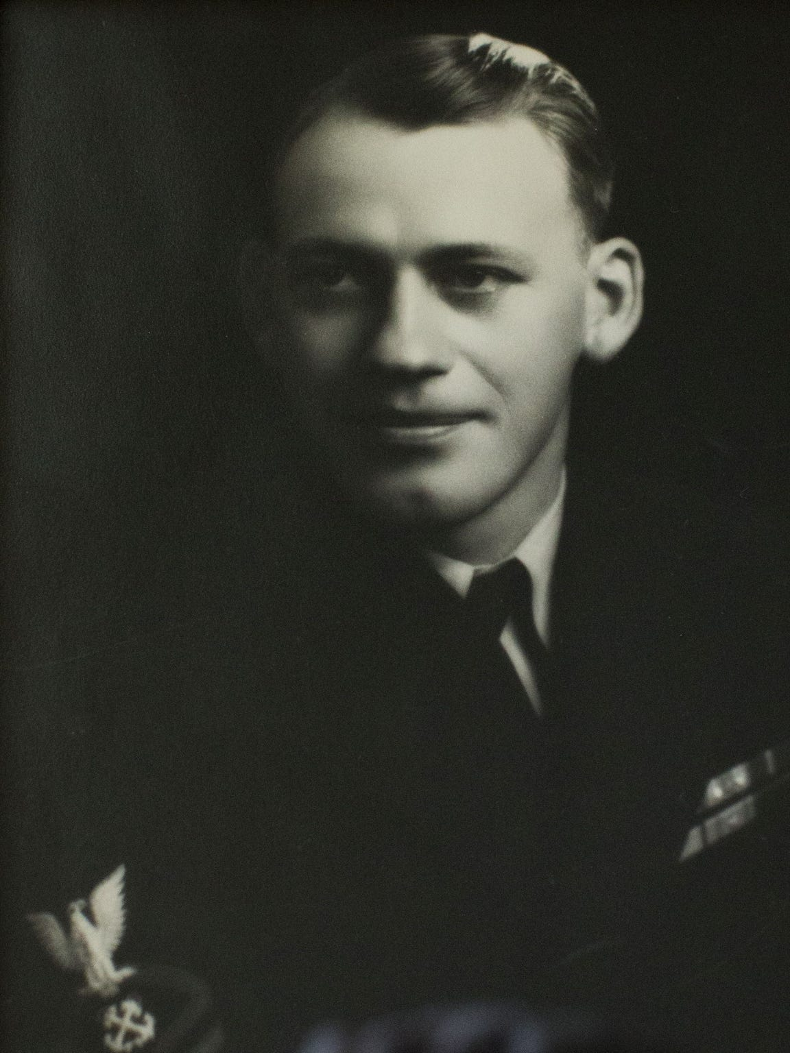 After Pearl Harbor and the war, Anderson served as