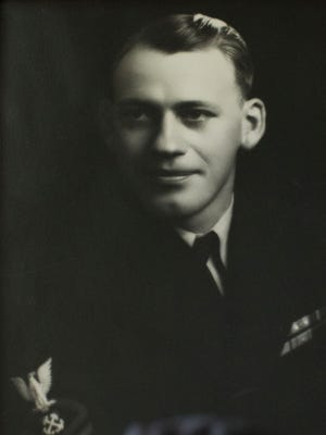 After Pearl Harbor and the war, Anderson served as a reservist, and went on to become a radio and TV personality.
