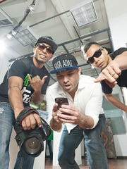Don Muña, JD Iriarte and Kel Muña announce the 5th