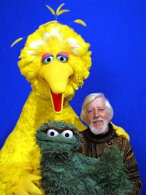 Caroll Spinney, the Muppeteer who performs as Big Bird and Oscar the Grouch, is retiring
