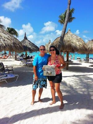 Anniversary trip to Aruba