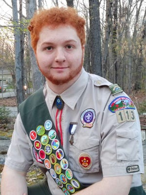 Max Samuels of Rockaway Township has achieved the Boy Scouts highest honor.