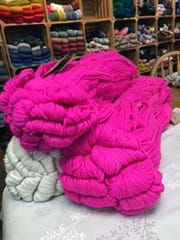 Ewe-nique Knits in Royal Oak just got a new shipment