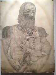 "Umar Rashid (Frohawk Two Feathers), ""Robert Sidney,"