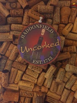 Nine wineries will invade Haddonfield for this year's Uncorked event.