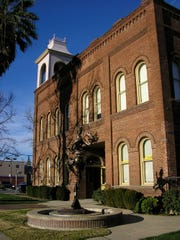 Shasta County Arts Council canceled thereception for itsannual Juried High School Art Competition, but the exhibit will remain open to the public.