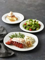 On June 15, National Lobster Day, guests at Bonefish Grill can enjoy a three-course lobster tail meal.