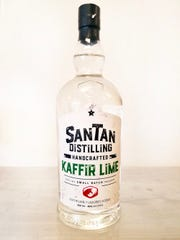 The kaffir lime vodka from SanTan Distilling.