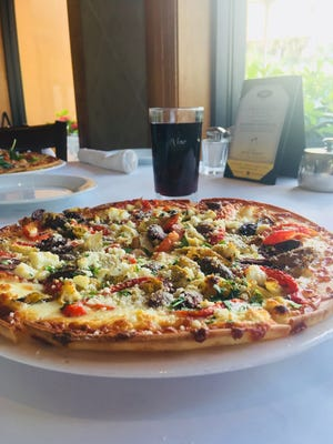 D'Amico & Sons restaurant in Naples recently rolled out gluten-free pizza options.
