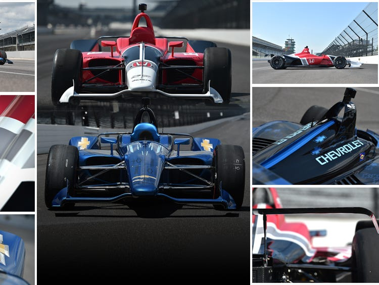 2018 IndyCar.