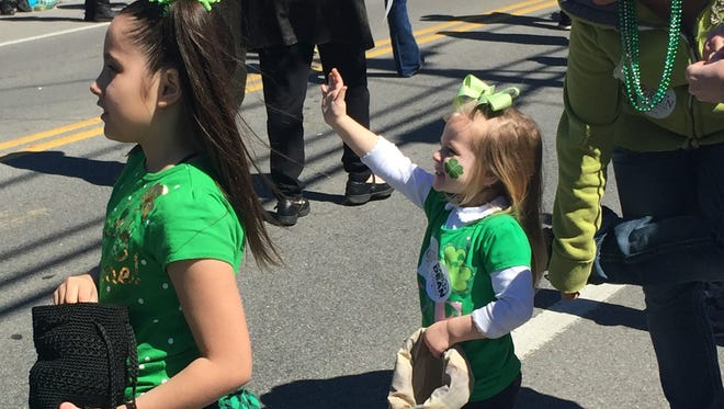 Folks of all ages are preparing their best green outfits for the 56th Irish Day Celebration.