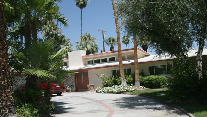 FILE - La Quinta is looking to crack down on vacation rentals and collect fees andtaxrevenues from an estimated 1,549 unregistered short-term vacation homes.