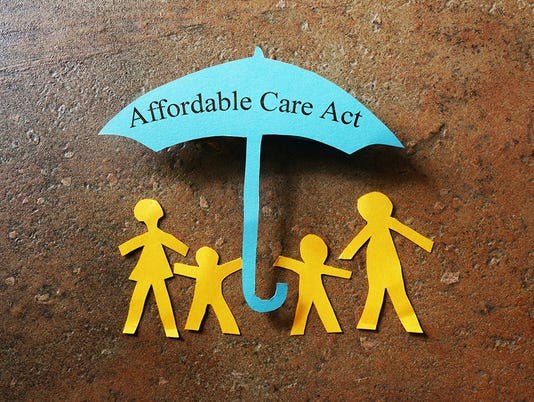 Affordable Care Act paper family