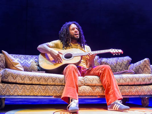 Theater-Bob Marley Musical