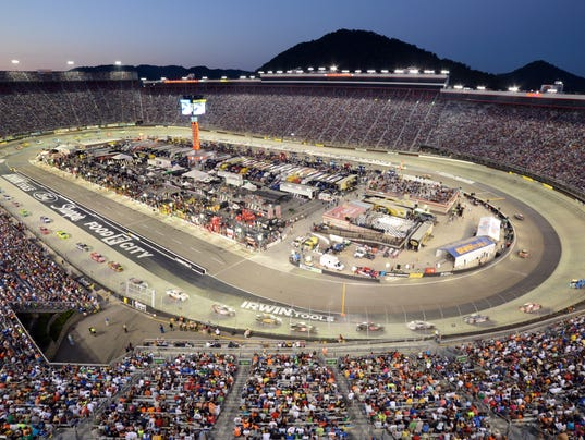 College football game at nascar track officially set for Bristol motor mile dealerships