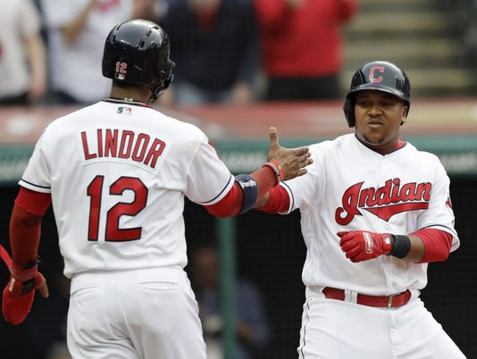 Jose Ramirez,Francisco Lindor