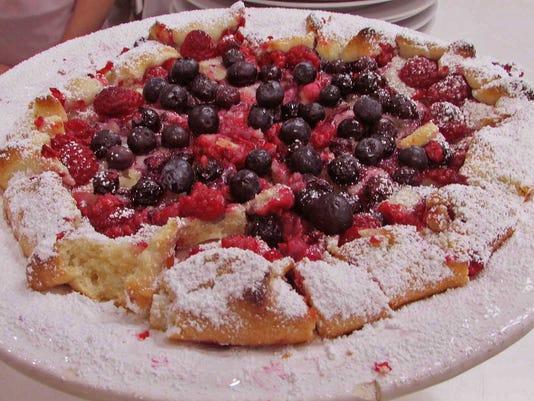 Pic 5 Rustic Berry Tart