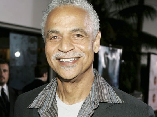 Actor Ron Glass.