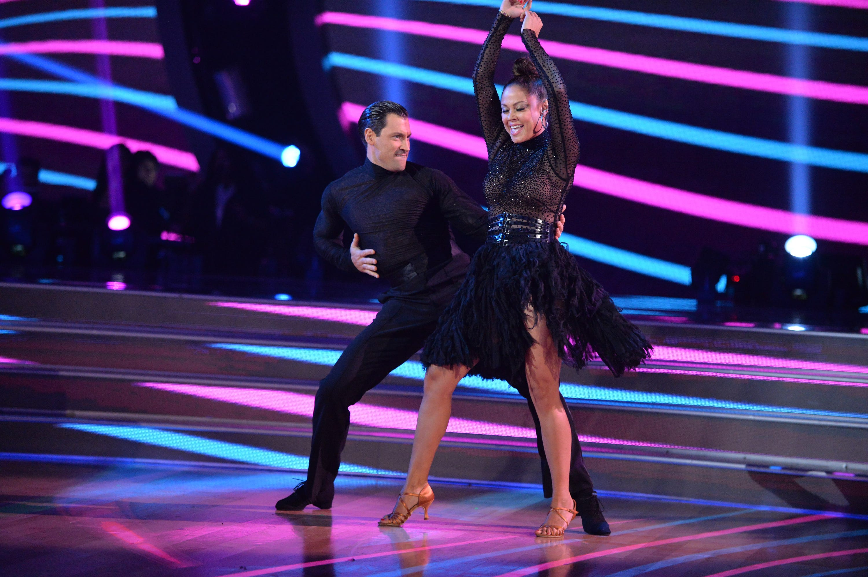 Corbin and karina dancing with the stars dating on general hospital