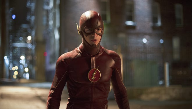 The Flash is among eight current CW dramas renewed for 2015-16.