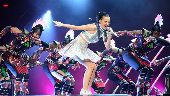 Katy Perry is set and ready to blow the world away at her Super Bowl halftime performance on Sunday, Feb. 1.