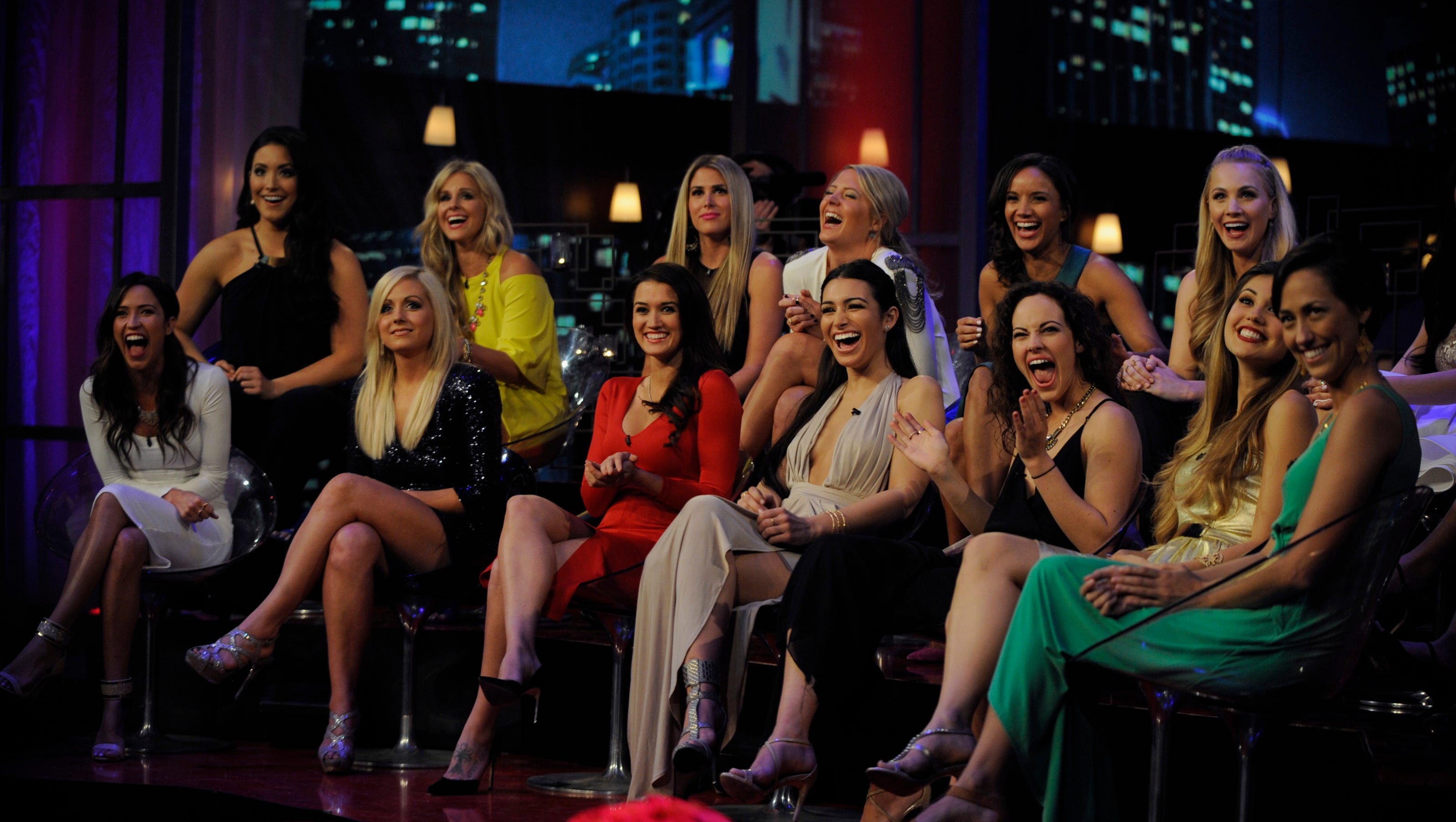 Crazy Bachelor women reunite to Tell All