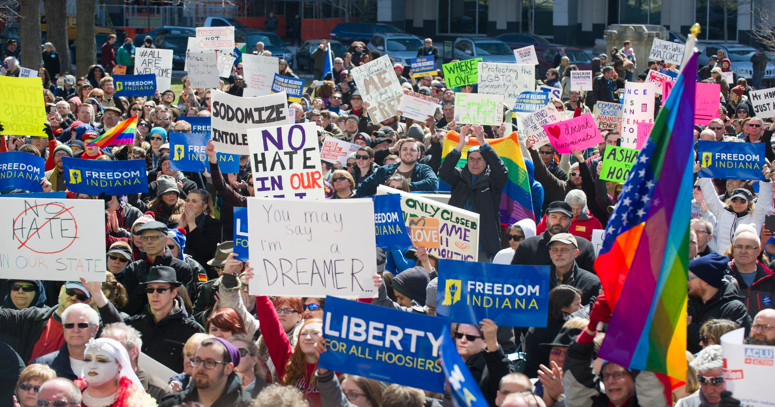 What you need to know about Indiana's 'religious freedom' law