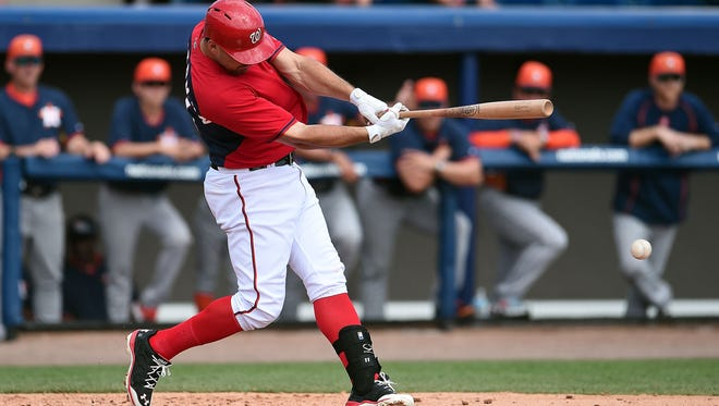 The Washington Nationals are a popular team for baseball bettors this season.