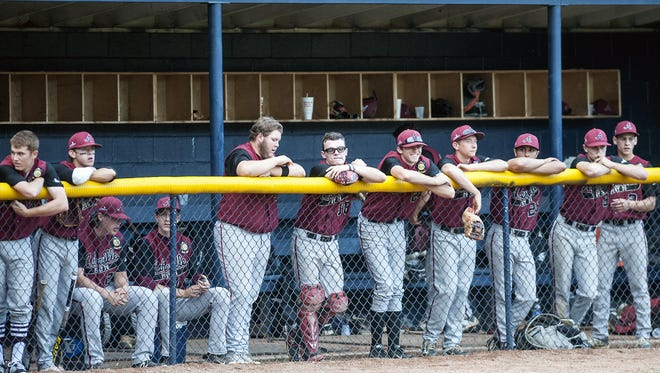Asheville Post 70 has a 6-6 record in American Legion baseball after Sunday's 8-2 loss at Haywood County Post 47.