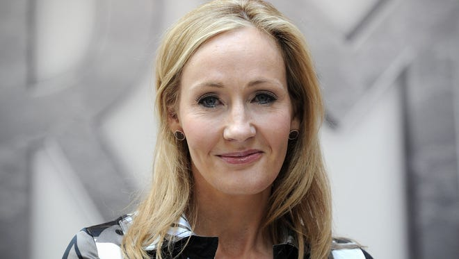 """British author J.K. Rowling, whose Harry Potter novels became global bestsellers, said that an """"untold part"""" of the story about the fresh-faced wizard will be staged as a play in London."""