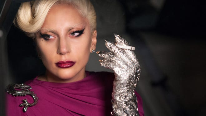 Lady Gaga is The Countess on 'American Horror Story: Hotel.'