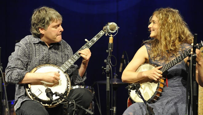Bela Fleck and Abigail Washburn: Instrumental masters