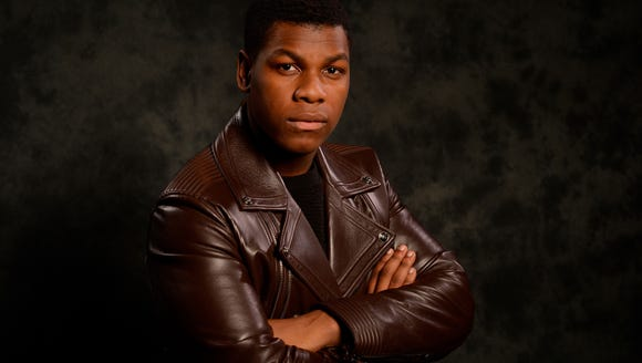 British actor John Boyega is a master when it comes