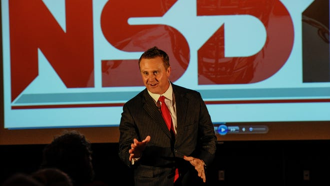 It's been confirmed that UL coach Mark Hudspeth has offered a scholarship to a 14-year-old.