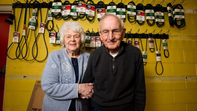 Estelle and Dan Armstrong have been sole owners of W.J. Norton's since 1996 and partners in the business since 1966.