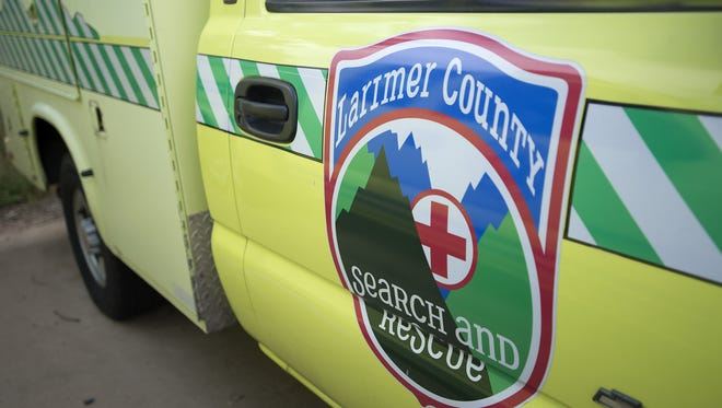 Search and rescue truck at the Larimer County Search and Rescue headquarters in Fort Collins Thursday, June 26, 2014.