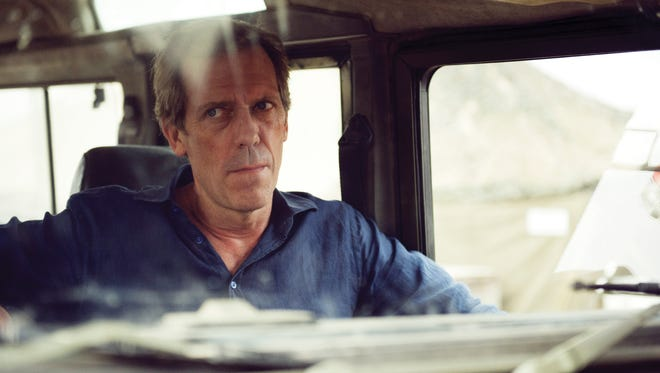 "Hugh Laurie as Richard Onslow Roper in ""The Night Manager."" (Des Willie/The Ink Factory/AMC/TNS)"