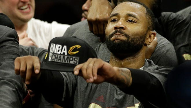 Jackson native and Murrah alumnus Mo Williams scored two points in the Cleveland Cavalier's 93-89 win against the Golden State Warriors in Game 7 of the NBA Finals on Sunday.