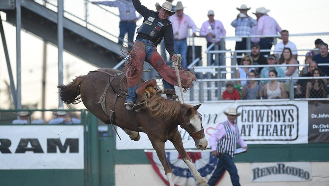 Day 8 of the Reno Rodeo on June 23, 2016.