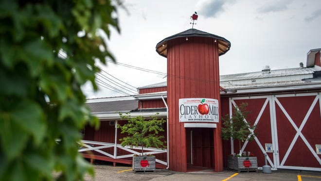 The Cider Mill Playhouse at 2 Nanticoke Ave. in Endicott.
