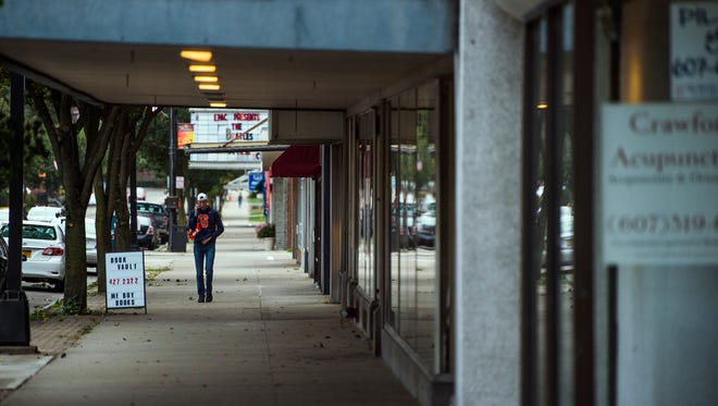 Endicott Washington Avenue is suffering from years of decline, prompting village supporters to apply for $10 million from the Downtown Revitalization Initiative.